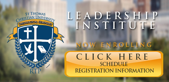 Leadership Institute-now enrolling