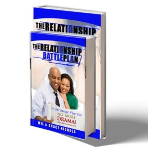 Relationship Battle Plan Book Set