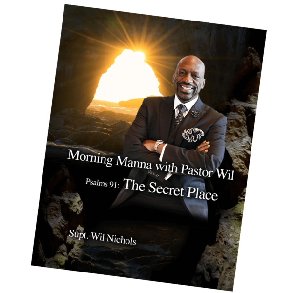 Morning Manna with Pastor Wil-the Secret Book-1000